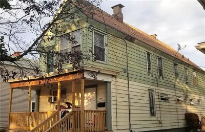 Utica Multi Family Home For Sale: 1421 Taylor Avenue