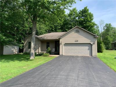 Oswego-City NY Single Family Home For Sale: $249,900