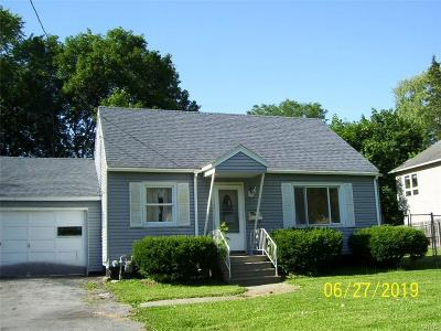 Syracuse Single Family Home For Sale: 134 W Florence Avenue