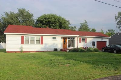 Frankfort Single Family Home For Sale: 128 Putnam Place