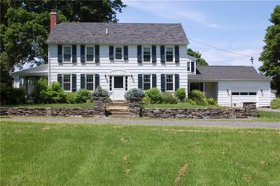 Single Family Home For Sale: 3863 State Route 90