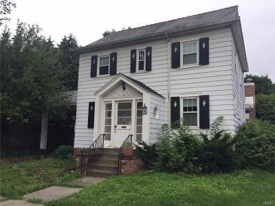 Utica Single Family Home For Sale: 1401 Goodrich Avenue
