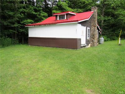 Remsen, Forestport, Boonville, Barneveld Single Family Home For Sale: 13950 Nys Rt. 28