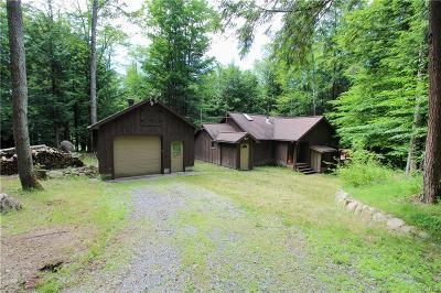 Lewis County Single Family Home For Sale: 6433 Lingerlong Pond Road
