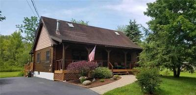 Utica Single Family Home Active Under Contract: 10364 Woods Road