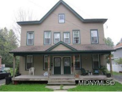 Sangerfield Multi Family Home For Sale: 122-124 Osborne Avenue #4