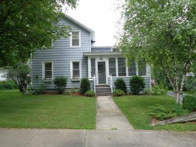 Lowville Single Family Home For Sale: 7568 Church Street