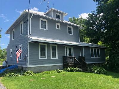 St Lawrence County Single Family Home For Sale: 400 County Route 51