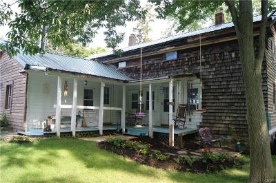 Single Family Home For Sale: 7474 Haney Road