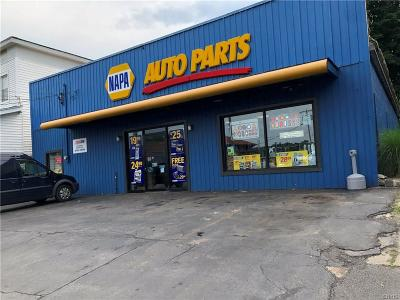 Oswego-City Commercial For Sale: 202-204 W 2nd Street