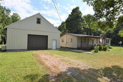Single Family Home For Sale: 8732 Middle Road