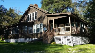 St Lawrence County Single Family Home For Sale: 408 Robb Road