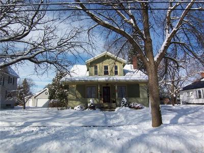 Sherrill Single Family Home For Sale: 427 Kinsley Street