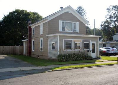 Frankfort Single Family Home For Sale: 106 First Avenue