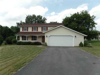 New York Mills Single Family Home For Sale: 63 Elm Street