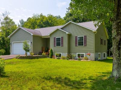 Jefferson County, Lewis County Single Family Home For Sale: 13865 Hess Road