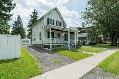 Lowville Single Family Home For Sale: 5468 Campbell Street