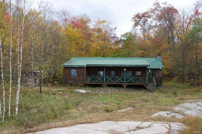 St Lawrence County Single Family Home For Sale: Powell Road