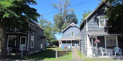Sylvan Beach Multi Family Home For Sale: 813 Park Avenue