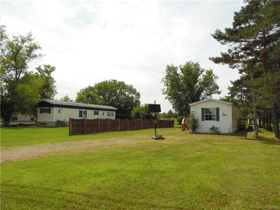 Lewis County Single Family Home For Sale: 10951 State Route 26