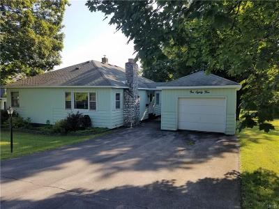 New Hartford Single Family Home For Sale: 185 Oxford Road