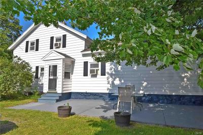 Frankfort Single Family Home For Sale: 1385 Higby Road