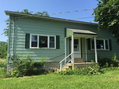 Single Family Home For Sale: 16064 State Route 178