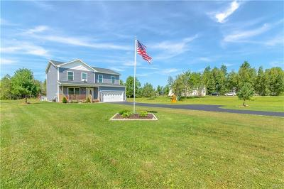 Theresa Single Family Home Active Under Contract: 33501 County Route 18