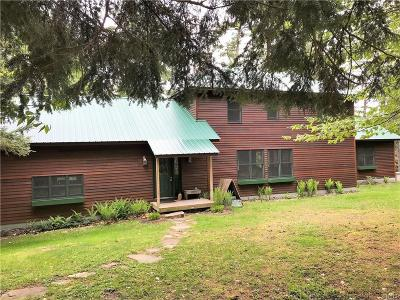 Jefferson County, Lewis County Single Family Home For Sale: 7637 Lyons Dale Road