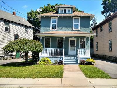 Utica Single Family Home For Sale: 9 Van Vorst Street