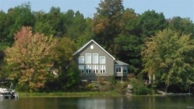 WATERFRONT LOTS,COTTAGES FOR SALE INDIAN RIVER LAKES, NY
