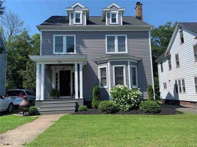 Utica Single Family Home Active Under Contract: 126 Proctor Boulevard