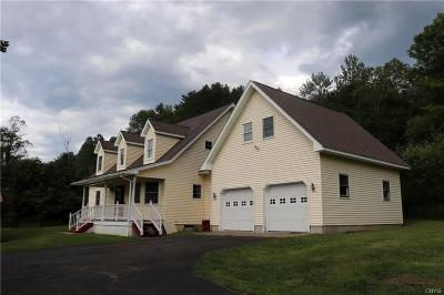 Boonville Single Family Home Active Under Contract: 12116 State Route 46