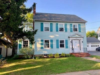 Utica Single Family Home For Sale: 13 Farview