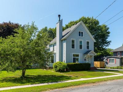 Adams Single Family Home Active Under Contract: 28 Prospect Street