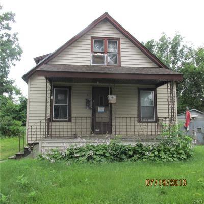 Whitesboro Single Family Home For Sale: 6 Redfield Avenue