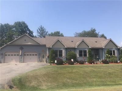 Herkimer, Ilion, Little Falls, Mohawk, Schuyler Single Family Home For Sale: 235 Pine Grove Road