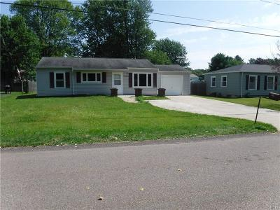 Single Family Home Active Under Contract: 224 Bump Drive