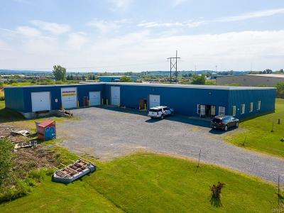 Jefferson County, Lewis County, St Lawrence County Commercial For Sale: 22891 County Route 51