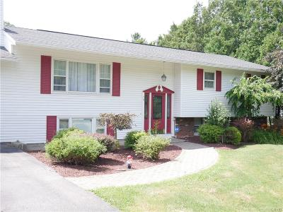 New Hartford Single Family Home For Sale: 9 Homestead Road