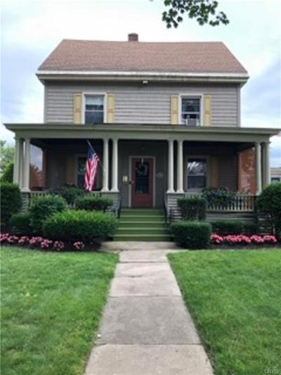 Rome Single Family Home For Sale: 709 N George Street