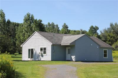 Hamilton Single Family Home For Sale: 1591 Sacco Road