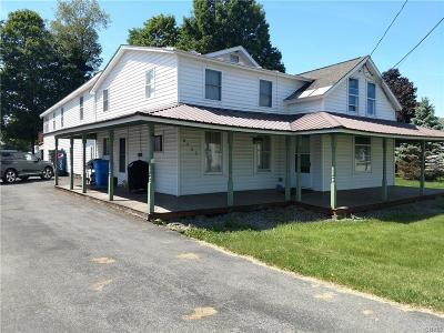 Madison Multi Family Home For Sale: 6752 State Route 20