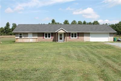 Rutland Single Family Home For Sale: 31383 County Route 143