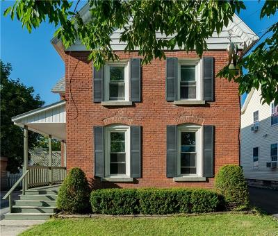 Watertown-city Single Family Home For Sale: 111 Saint Mary Street