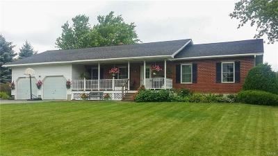 Lowville Single Family Home For Sale: 5227 Sunset Drive