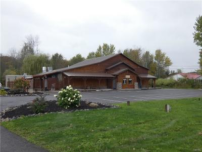 Commercial For Sale: 9461 Brewerton Road