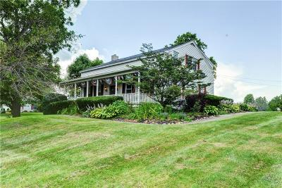 Aurelius Single Family Home For Sale: 889 W Genesee Street Road