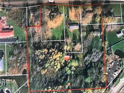 Residential Lots & Land For Sale: 6338-6354 State Route 31
