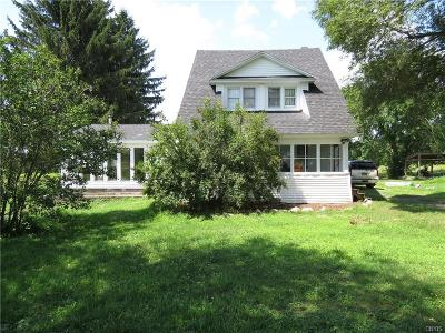 Jefferson County Single Family Home For Sale: 22519 County Rt 42